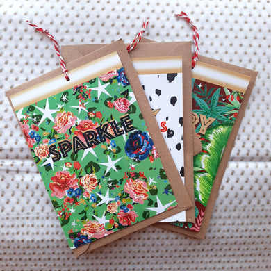 Christmas Gift tags/Postcards 3 Pack