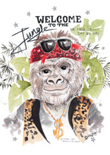 Load image into Gallery viewer, Gorilla - 'Welcome To The Jungle' Gun'n'Roses
