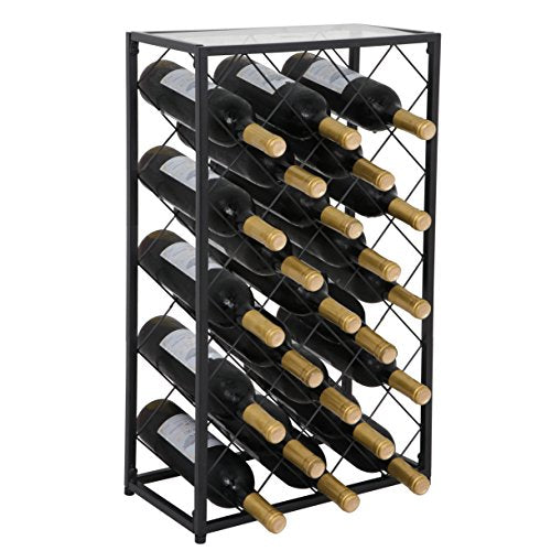 Top 16 Best Glass Wine Racks