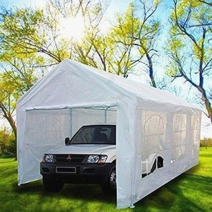 Large Space Portable Car Canopy