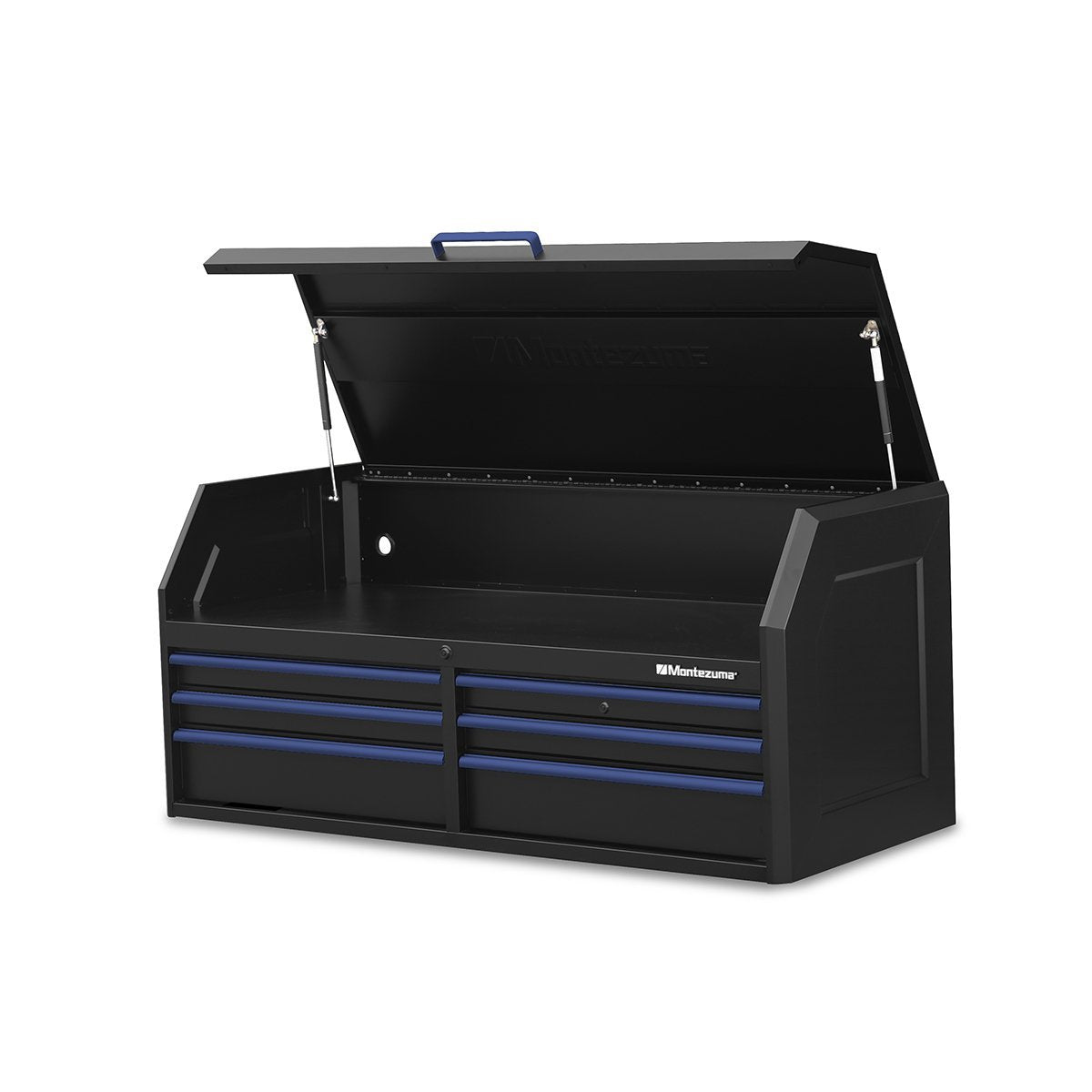 Montezuma 56 x 24 in. 6-Drawer Tool Chest