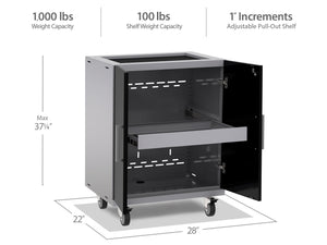 Performance Plus 2.0 Series 2-Door Base Cabinet