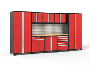 Pro Series 3.0 9 Piece Cabinet Set