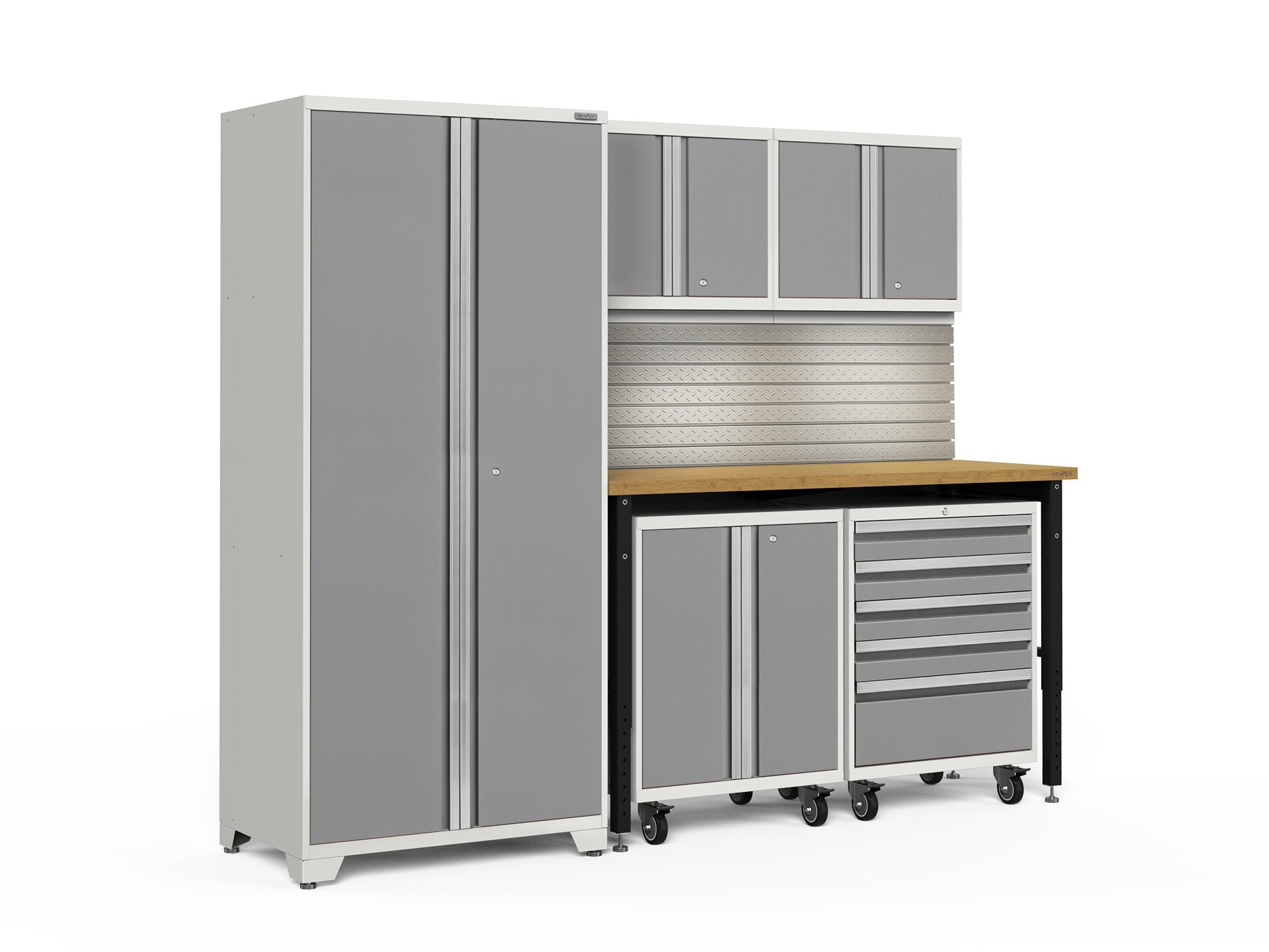 Pro Series 3.0 6 Piece Cabinet Set
