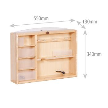 Children's Furniture, Tool Cabinet (H227)