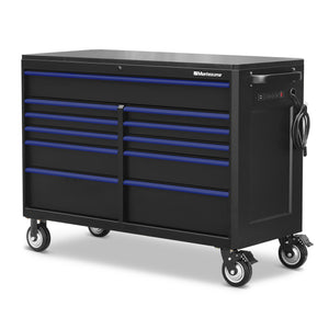 Montezuma 56 x 24 in. 11-Drawer Tool Cabinet
