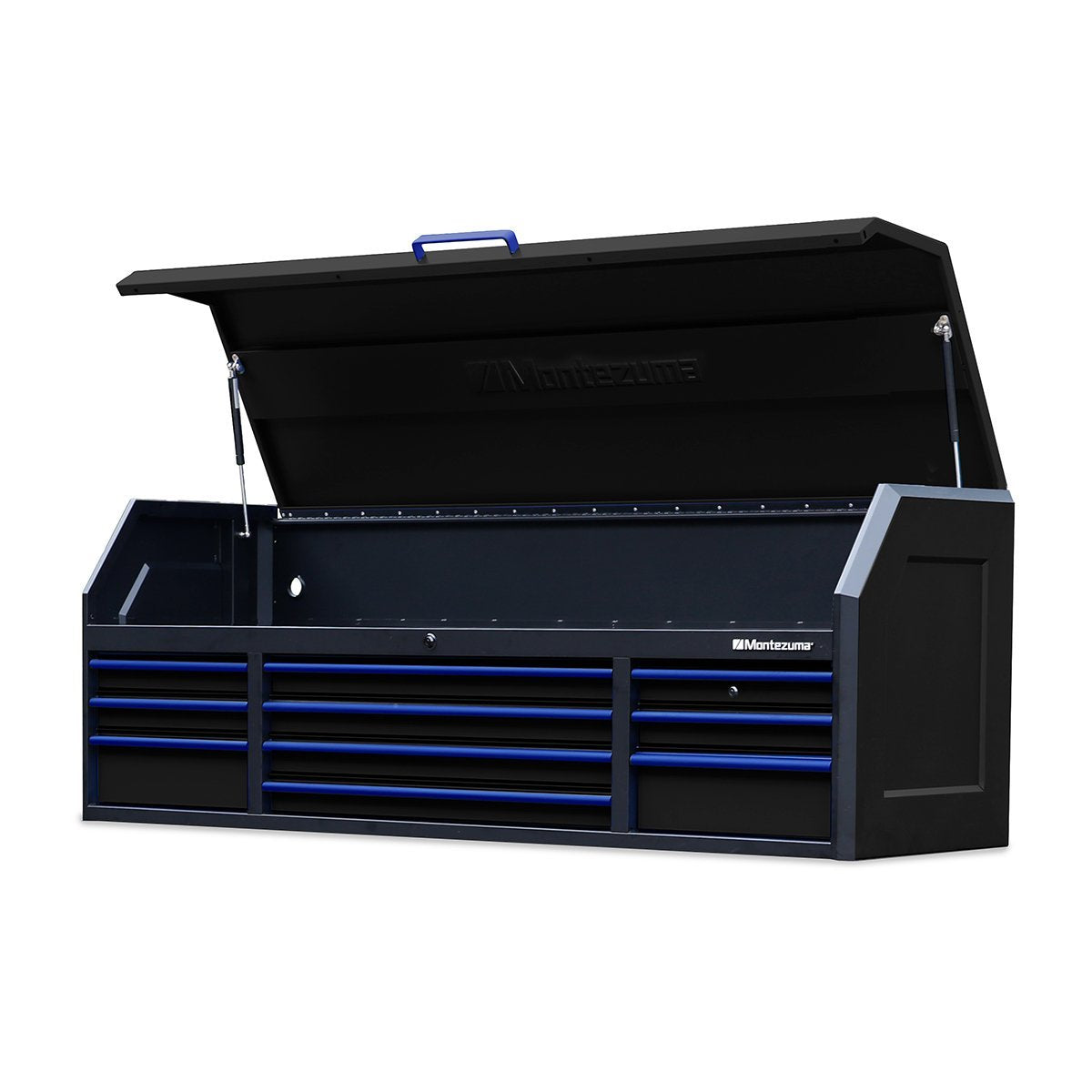 Montezuma 72 x 20 in. 10-Drawer Tool Chest