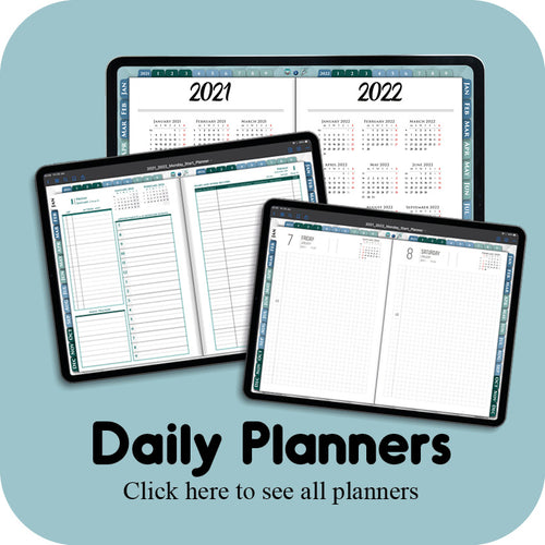 Digital daily planner