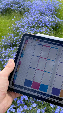 paperless digital teacher planner ipadplanner.com
