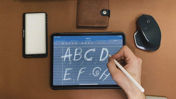 How To Write Neatly On Your iPad and Improve the Handwriting ipadplanner.com