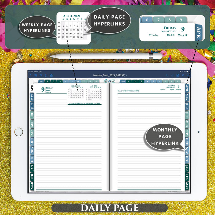 notability daily planner ipadplanner.com