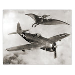 Alternate WW2 History - Pterodactyl Print - 8x10