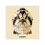 Osprey - Graphic Icon Print - 8x8