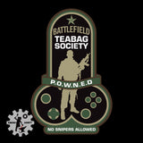 Battlefield Teabag Society T-Shirt
