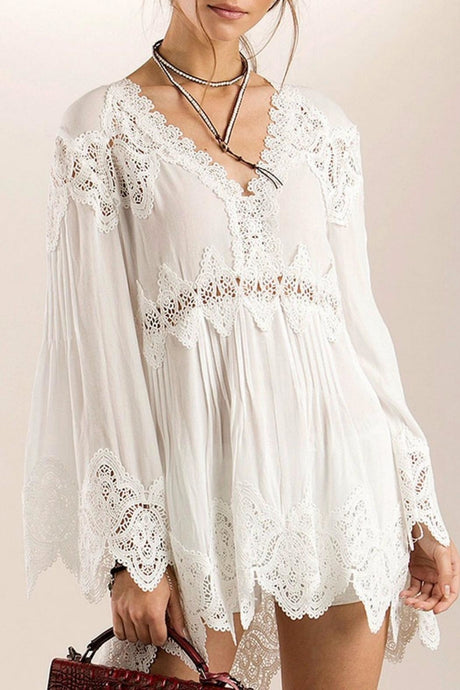 Ivory Bell Tunic
