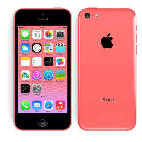 Apple iPhone 5C (16GB) Pink