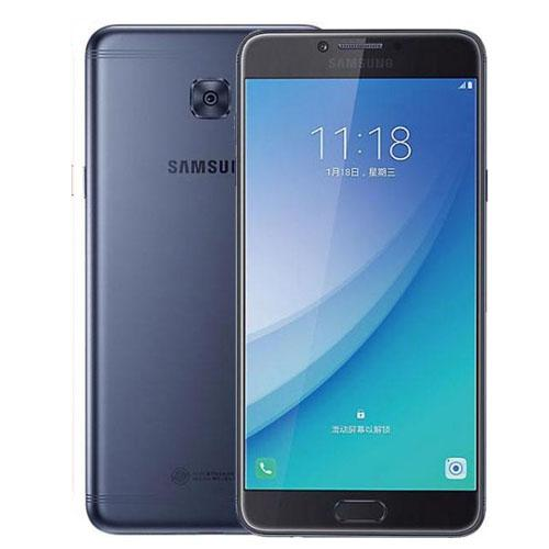 Samsung Galaxy C7 Pro Dual Sim - 64GB, 4GB RAM, 4G LTE ( Midnight Blue)