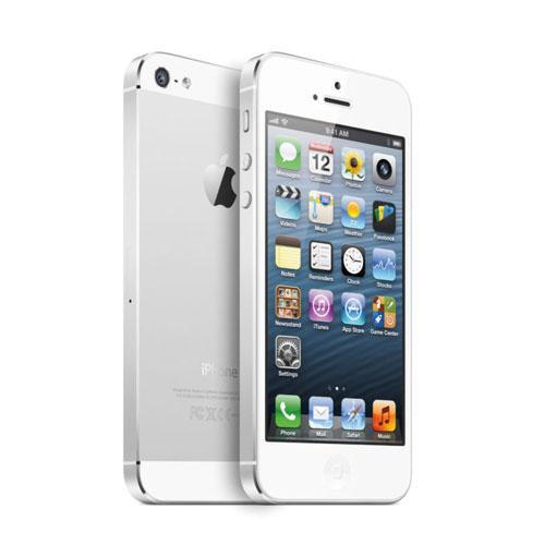 Apple iPhone 5 (64GB) Silver