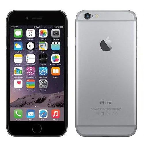 Apple iPhone 6 Plus (16GB) Silver