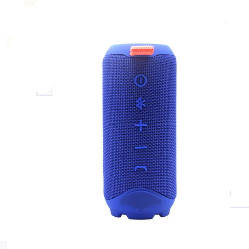 Charge 6 Plus Bluetooth Wireless Stereo Speaker With Hanging Strap Blue