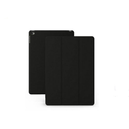 Margoun Smart Case For Apple Ipad Air 2 Tri-Fold Stand Cover - Black