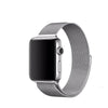 Stainless Steel Milanese Wrist Band For Apple Watch 38 mm Silver