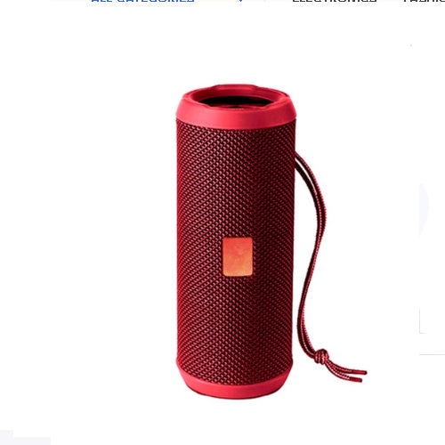 Stereo Bluetooth Wireless Speaker For X9 Mini Red