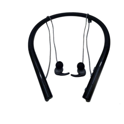 Ms760A Stereo Wireless Bluetooth Headset For Oneplus 6/Oneplus 6T/Oneplus 5T Black