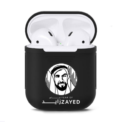 Shock Resistant Protective Case For Apple Airpod Black