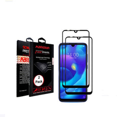 Pack Of 2 3D Tempered Screen Protector For Xiaomi Redmi Note 7 Clear