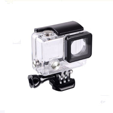 Hero 3/3+/4 Action Camera Waterproof Protective Case Transparent