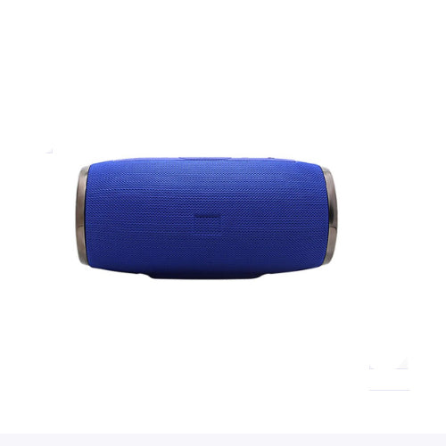 Stereo Bluetooth Wireless Speaker Blue/Silver