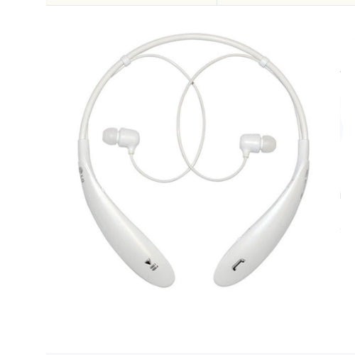 Ultra Wireless Bluetooth Stereo In-Ear Headset White
