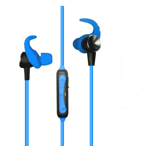 In-Ear Headphone With Wireless Bluetooth Technology Blue/Black