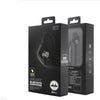 In-Ear Headphone With Wireless Bluetooth Technology Black