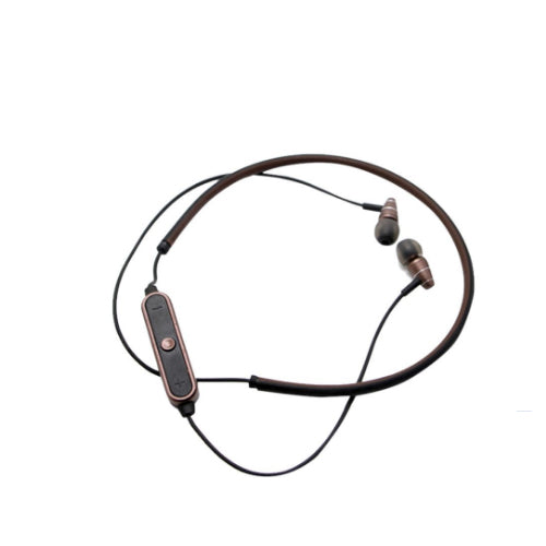 Wireless Bluetooth In-Ear Headset Brown