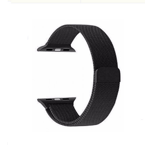 Milanese Loop Band For Apple Watch Series 1/Series 2/Sport Edition Space Black 42 millimeter