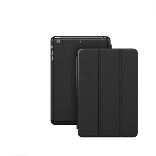 Margoun Tri-Fold Slim Smart Leather Case For Apple Ipad 2, 3, 4 - Black