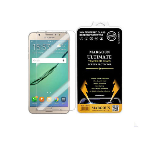 Tempered Glass Screen Protector For Samsung Galaxy On8 Clear