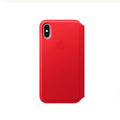 Protective Case Cover For Apple iPhone X Red