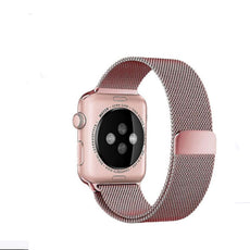 Replacement Band For Apple Watch Series 4 38 mm Rose Gold