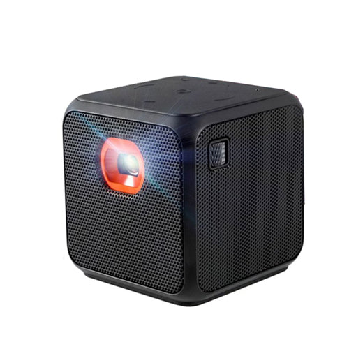 Mobile Wireless Projector Black