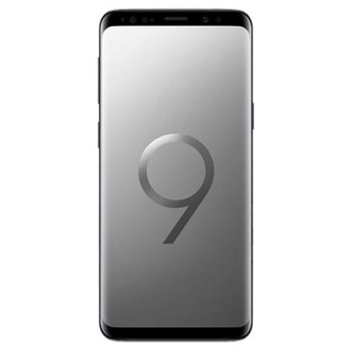 Samsung Galaxy S9 plus - 64GB, 6GB Ram, 4G LTE (Titanium Gray)