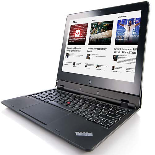 Lenovo Helix i5 3rd Gen 4GB 128GB Laptop With Bag Free
