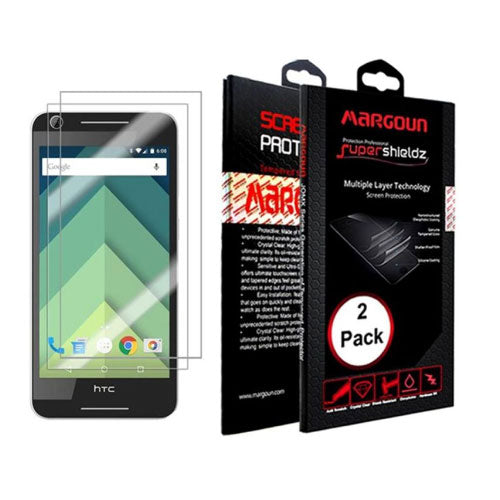 Margoun 2-Pack for HTC Desire 625 Screen Protector