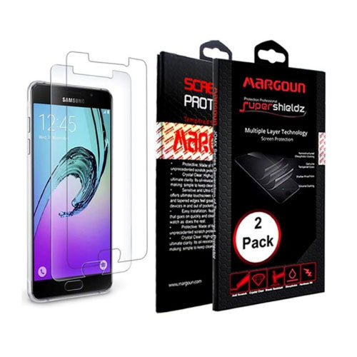 Margoun 2-Pack For Samsung Galaxy A3 2016 Screen Protector