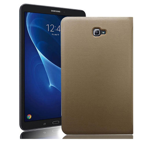 Margoun Fold Up Case For Samsung Galaxy Tab A 10.1 2016 T585 - Golden