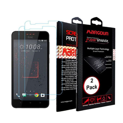 Margoun 2-Pack for HTC Desire 825 Screen Protector
