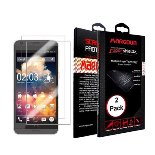 Margoun 2-Pack for HTC Desire 630 Screen Protector