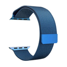 Replacement Band For Apple Watch Series 4 42 mm Blue
